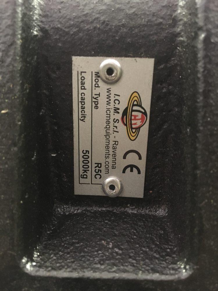 Rotator R5C 5T