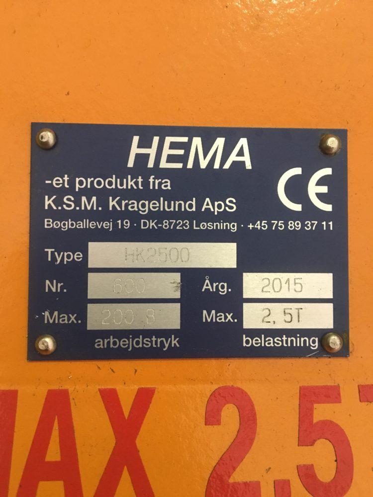 Hema Klype 2.5T